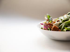 vegan vegetarian food salad