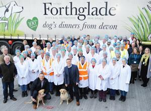 Forthglade team photo