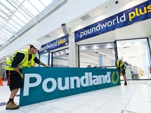 Poundland moving into Poundworld store in East Kilbride