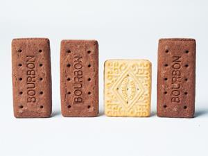 Bourbons and Custard Creams