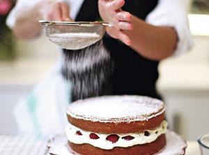 Waitrose home-baking