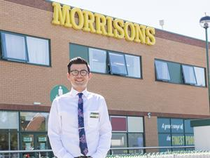 morrisons ty glas cardiff richard taylor