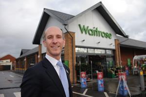 Waitrose manager