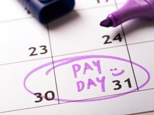 pay salary