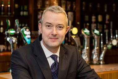 James Lousada Carlsberg UK