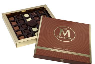 Magnum Chocolate Collection