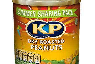 KP Nuts 2017 summer caddy, Dry Roated variant