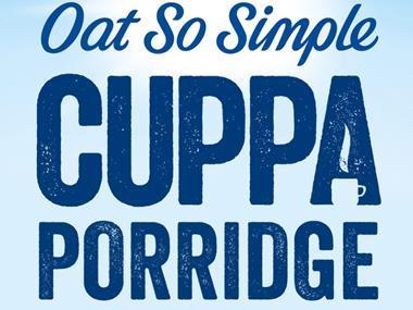 cuppa porridge