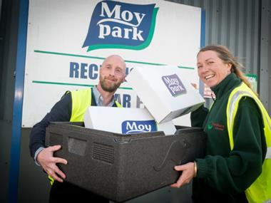 Moy Park waste