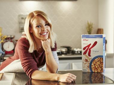 Kellogg's Special K push with Katie Piper 2017
