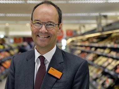 mike coupe sainsbury's