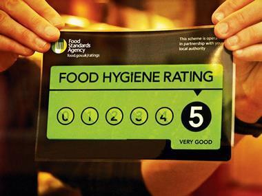 fsa food hygiene rating
