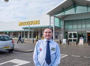 Morrisons Inverurie
