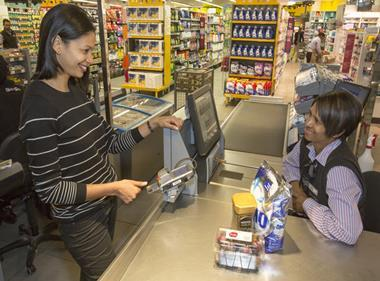 mastercard biometric card payment