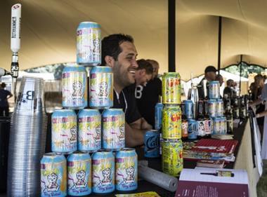 Matthew Clark beer launch