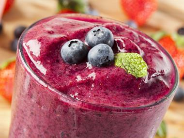 Low calorie smoothie