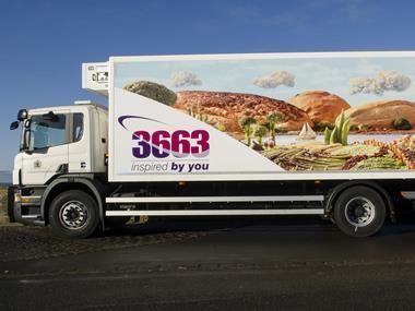 bidvest 3663 truck