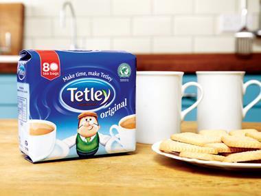 tetley rainforest alliance tea