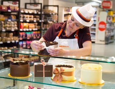 Sainsburys trials Patisserie Valerie in 12 stores web