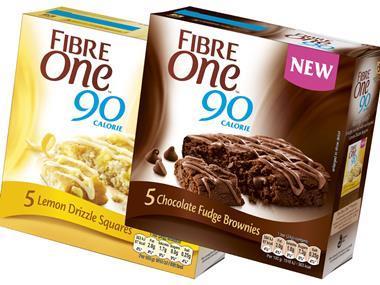 fibre one cakes