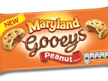 maryland peanut cookie