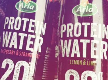 arla protein water