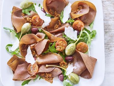 Sacla' Bionaturae Mopur deli-style slices