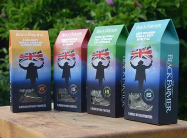 black farmer tea