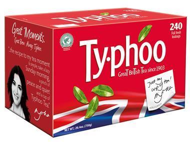 typhoo signed by nigella