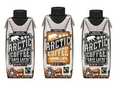 Arctic Iced ramge