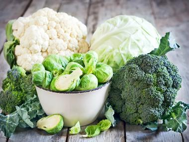 brassicas brussels sprouts cabbage broccoli