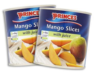 princes mango