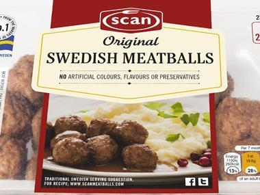 hk scan swedish meatballs pack