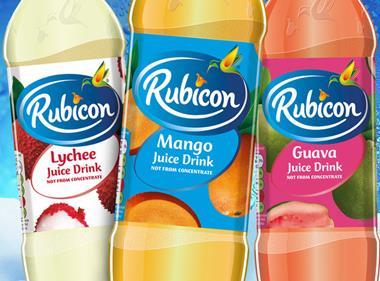 rubicon chilled flavours