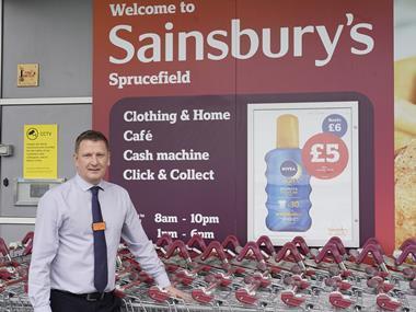 Sainsbury's Lisburn