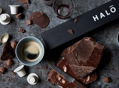 Halo coffee capusles