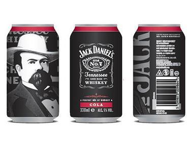 Jack the Man cans