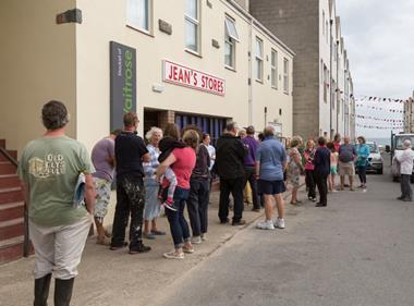 Jean's Store Alderney Waitrose