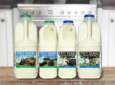 Free Range Dairy Farmers
