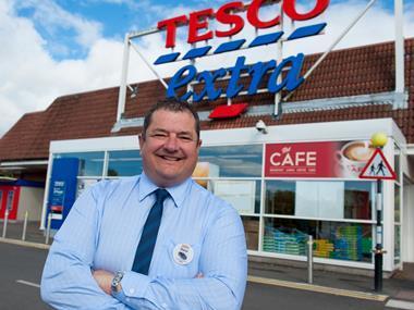 Tesco Perth: store of the week