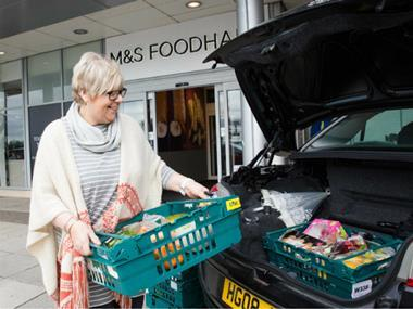M&S redistribution