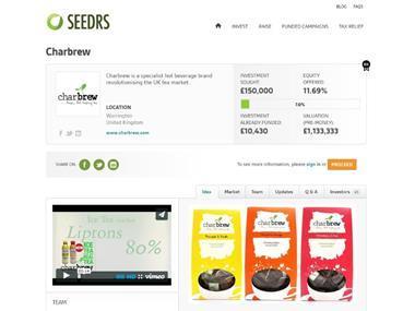 Seedrs Charbrew