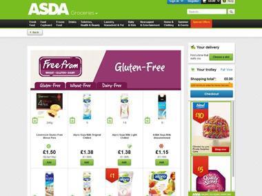 Asda gluten free