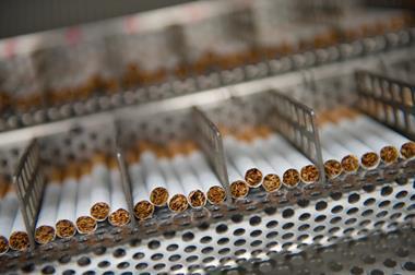 British American Tobacco Cigarettes