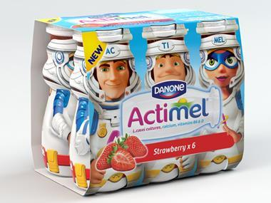 Actimel for kids