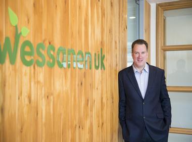 wessanen CEO Patrick cairns