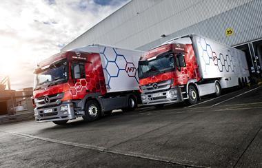 NFT New Trucks