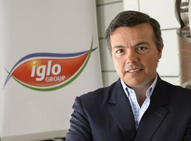 Elio Leoni Sceti, Iglo Group