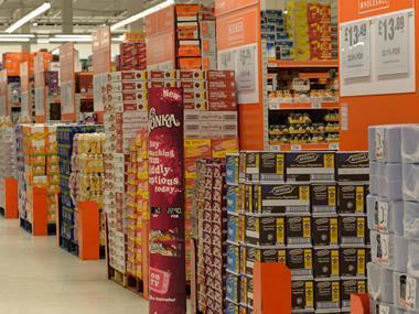 booker depot warehouse wholesale
