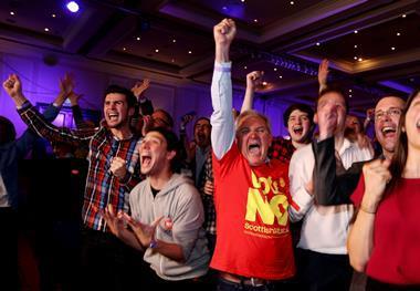 Scotland no party